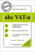 ABC VAT-u 2015 - ebook w formacie Epub